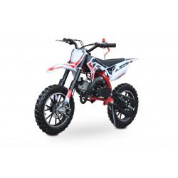 Minicross Leramotors Dark 49cc 2T Barva - Červená