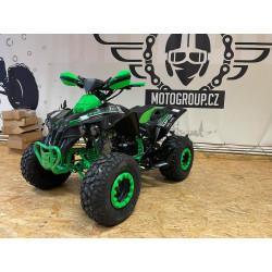 Leramotors Raptor 125ccm Pro 3+1 Černá