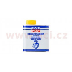 LIQUI MOLY Bremsflüssigkeit DOT4 - brzdová kapalina DOT4, 500 ml