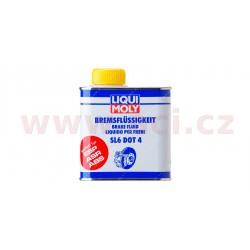 LIQUI MOLY Bremsflüssigkeit SL 6 DOT4 - brzdová kapalina SL6 DOT4, 500 ml