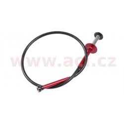 flexibilní magnetický podavač s háčky, délka 700 mm