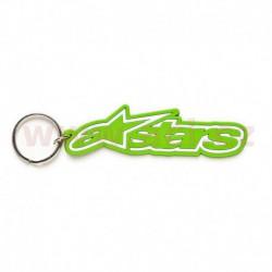 klíčenka RUB, ALPINESTARS (zelená)