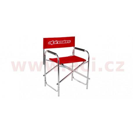 židle skládací, ALPINESTARS (červená)