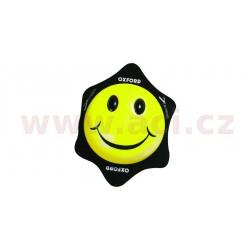 slidery Smiley, OXFORD - Anglie (žluté, pár)