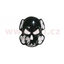 slidery Skull, OXFORD - Anglie (černé, pár)