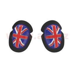 slidery Union Jack, OXFORD - Anglie (pár)