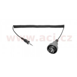 redukce pro transmiter SM-10: 5 pin DIN kabel do 3,5 mm stereo jack (Honda Goldwing 1980-), SENA