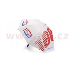 deštník Standart 110 cm, 100% - USA (bílá)