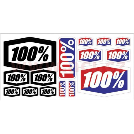 plato samolepek 30x10, 100% - USA