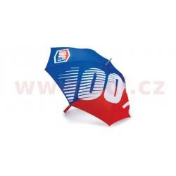 deštník Premium, 100% - USA (bílá)
