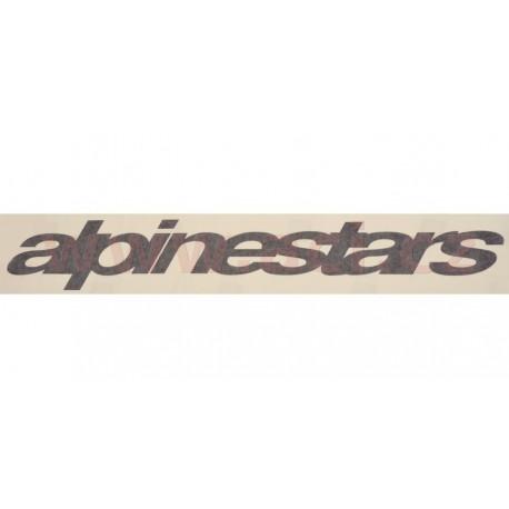 samolepka vyřezávaná velká, ALPINESTARS - Itálie (délka 98 cm)