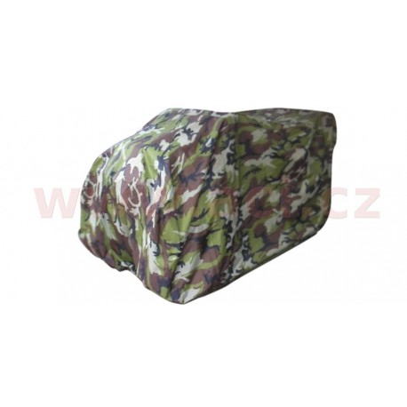 plachta ATV (camo, vel. XL)