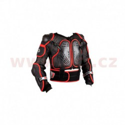 chránič těla EM55 JUNIOR, EMERZE, dětský (černá/červená)