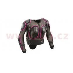 chránič těla EM8 LADY, EMERZE, dámský (černá/fialová)