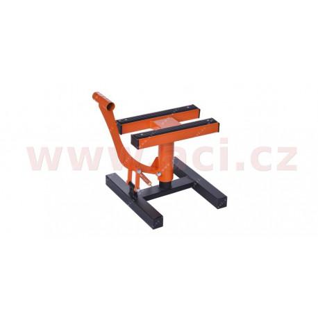 stojan MX, QTECH - EU (černá matná/oranžová)