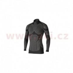 termoprádlo s dlouhým rukávem RIDE TECH WINTER, ALPINESTARS - Itálie (šedé/černé)