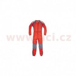 Jednodílné spodní prádlo pod kombinézu RIDERS UNDERWEAR, SPIDI - Itálie (oranžová/šedá)