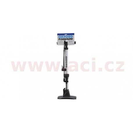 dílenská pumpa vč. měrky tlaku, OXFORD - Anglie (plášť pumpy z alu slitiny)