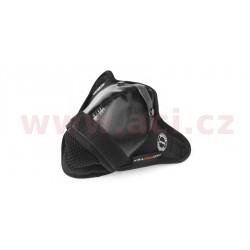 dýchací maska Huff, OXFORD - Anglie (černá)