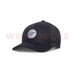 kšiltovka GTO, ALPINESTARS (černá)