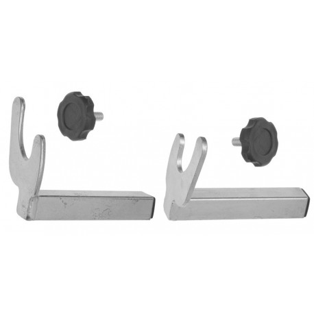 náhradní adaptéry pro stojany M002-46, QTECH (pár)