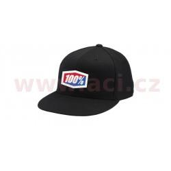 kšiltovka Essential Flexfit, 100% - USA (černá)