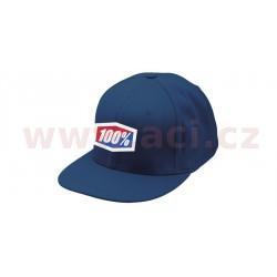 kšiltovka Icon Flexfit, 100% - USA (modrá)