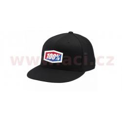 kšiltovka Icon Flexfit, 100% - USA (černá)