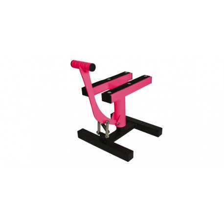 stojan MX, QTECH - EU (černá matná/neon růžová)