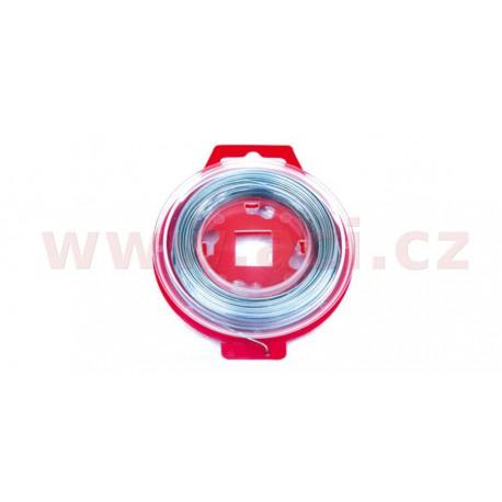 vázací drát pro zajištění gripů, RTECH - Itálie (tl. 0,8 mm, délka 30 m, pozink)