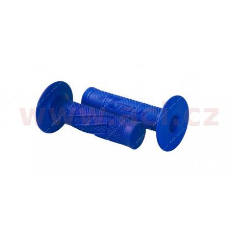 gripy Wave (měkké), RTECH - Itálie (modré, pár, délka 118 mm)