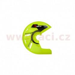 kryt předního kotouče, RTECH - Itálie (neon žlutý)