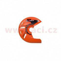 kryt předního kotouče, RTECH - Itálie (oranžový)