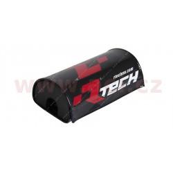 """chránič na bezhrazdová řídítka s nápisem """"Rtech"""" (pro průměr 28,6 mm), RTECH - Itálie (černý)"""