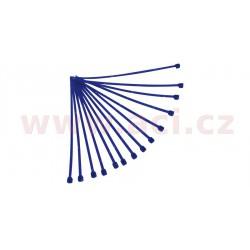 stahovací pásky 3,6x180 mm, RTECH - Itálie (modré, 100 ks)
