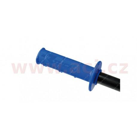 gripy Racing (měkké), RTECH - Itálie (modré, pár, délka 116 mm)