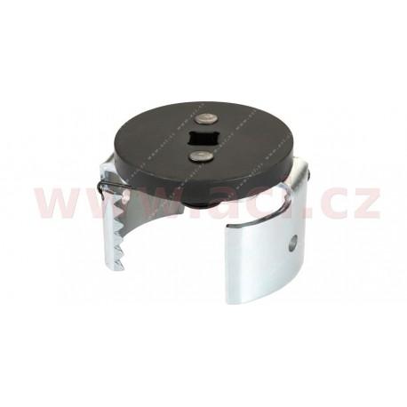 samonastavitelný klíč na špatně přístupné olejové filtry (63-83 mm)