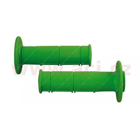 gripy Racing (měkké), RTECH - Itálie (zelené, pár, délka 116 mm)