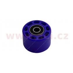kladka řetězu univerzální, RTECH - Itálie (modrá, vnitřní průměr 8 mm, vnější průměr 42 mm)