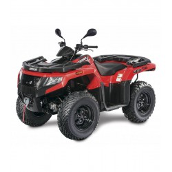ARCTIC CAT 400 ALTERRA EFT,RED