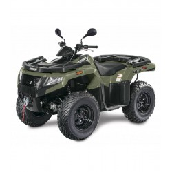 ARCTIC CAT 400 ALTERRA EFT, GREEN