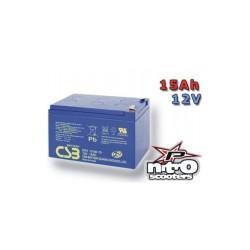 Upgrade pro C2000 - sada CSB 5x 12V 15Ah