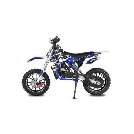 MOTOCYKL MINICROSS 49C NITRO GAZELLE E-START