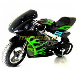MINIBIKE FLAME EDITION