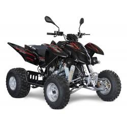 Tomahawk 400 Black Edition