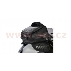 tankbag na motocykl M30R, OXFORD - Anglie (černý, s magnetickou základnou, objem 30 l)