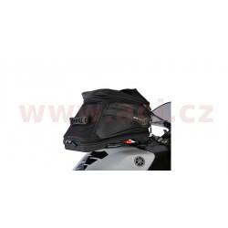 tankbag na motocykl Q20R Adventure QR, OXFORD - Anglie (černý, s rychloupínacím systémem na víčka nádrže, objem 20 l)
