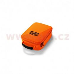 kufr na motokrosové brýle Fluo, 100% - USA (oranžová)