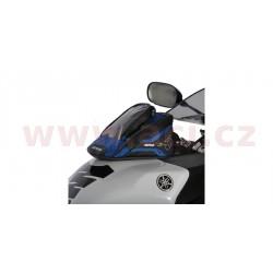 tankbag na motocykl M1R Micro, OXFORD - Anglie (černý/modrý, objem 1 l)