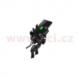 držák mobilního telefonu na řídítka včetně powerbanky PowerPro, SENA
